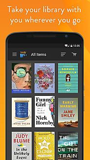Amazon Kindle - Android Apps on Google Play