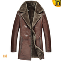 Mens Sheepskin Shearling Coats CW868825