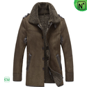 Mens Sheepskin Coat CW878136