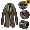 Raccoon Fur Coat Men CW868891