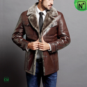 Shearling Sheepskin Coats for Men CW868821