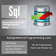 Assignments Programming