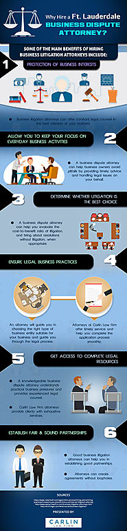 Finding the Best Business Litigation Attorney Fort Lauderdale