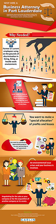 Benefits of Hiring a Business Litigation Attorney
