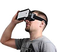 A virtual reality viewer