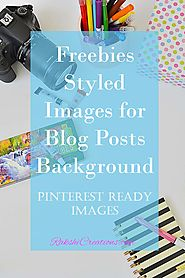Free Background Images : Styled Photos for Blog Posts