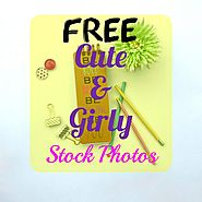 Free Stock Photos: Cute and Girly Edition - I'm Luving This Life