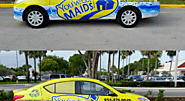 Vehicle wrap in Davie – make your vehicle stand out from the crowd