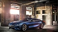 Stunning Bmw 8 Series Concept Car Revealed | Ad India