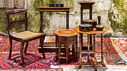 Antique Colonial Furniture coveted by design enthusiasts | AD India