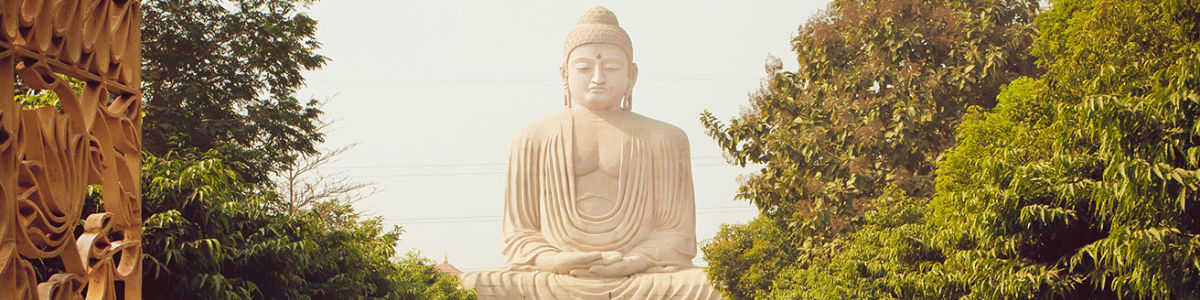 Headline for Visit The Holy Sites of Bodhgaya - A brief guide to Bodhgaya