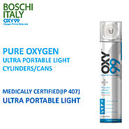Pure Oxygen Cans: Breathe Pure Oxygen for Living Quality Life - OXY99