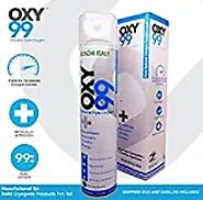 Medical Oxygen Can: Effective Source Of Getting Extra Oxygen - OXY99