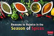 Reasons to rejoice in the season of spices! | Satvam Nutrifoods