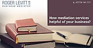 Resolve Neighbor Conflict through Mediation Services