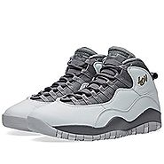 Nike Jordan Men's Air Jordan Retro 10 Basketball Shoe