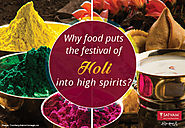 Why food puts the festival of holi into high spirits? | Satvam Nutrifoods Ltd.