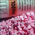 Anabol 5mg (Methandienone) by The British Dispensary 1000 Tablets / Bottle