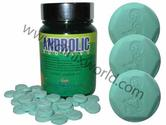 Androlic (Oxymetholone) 50mg by British Dispensary x 100 Tablets