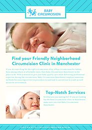 Get Circumcision Services in Southport, Liverpool , Bradford and Manchester