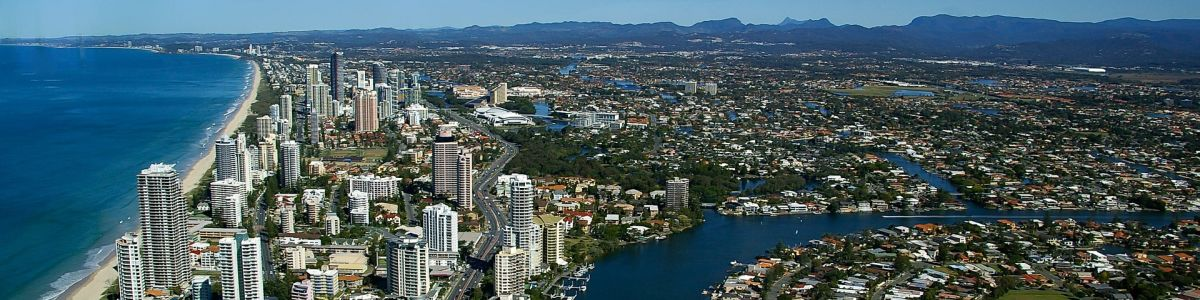 Headline for Top Things to Do in Gold Coast -All That Glitters in The Gold Coast!