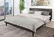 Pinnacle Home Furnishings Manhattan Queen Bed