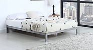 Divano Roma Furniture Modern Platform Bed