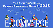 7 Tech Trends That Will Shape Magento E-commerce Stores In 2018