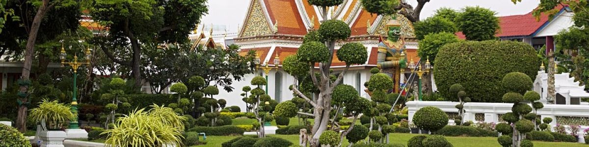 Headline for 5 Short Things to Do in Bangkok - Experience the Best of Bangkok