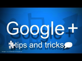 Beginner Video: Intro to Google Plus