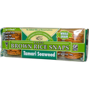 Brown Rice Snaps