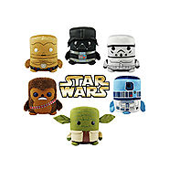 Buy Licensed Star Wars Plush Toys 30CM Online - PlushDirect
