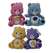 Exclusive Care Bears Plush Toys 40CM Cheer Funshine Grumpy Share