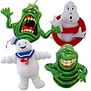 Scarry Ghostbusters Plush Toys Melbourne Sydney Canberra - Australia