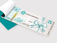 Voucher Printing Singapore | Finethinks