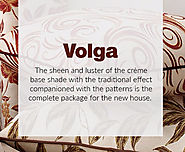 Volga Collection by Skipper Home Fashions