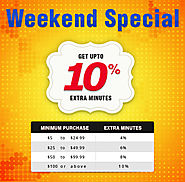 Amantel Special Weekend Offers