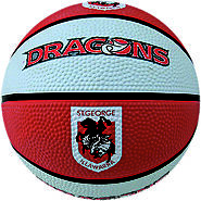 Dragons NRL Supporter Basketball - Illawarra South Coast Sydney AU