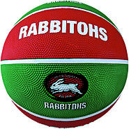 Rabbitohs NRL Supporter Basketball - South Sydney, Australia