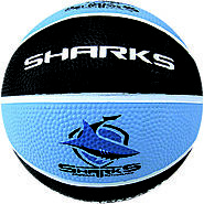 Sharks NRL Supporter Basketball - Cronulla, Australia