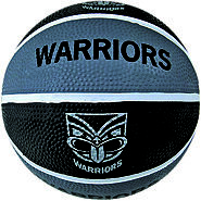 New Zealand Warriors NRL Supporter Basketball
