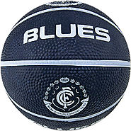 Carlton Blues AFL Basketball Merchandise - Game and Training Ball