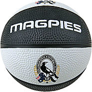 Collingwood Magpies AFL Basketball for Practice and Skills Training