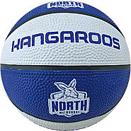 North Melbourne Kangaroos Basketball Ball for Sale Melbourne Australia