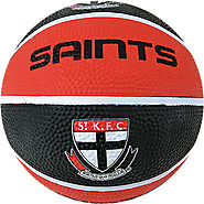 St Kilda Saints Best Basketball to Buy Online - AFL Licensed Merchandise