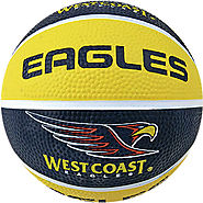 West Coast Eagles AFL Basketball - Game and Training Ball