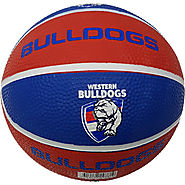 Western Bulldogs AFL Basketball - Where to Buy Basketball