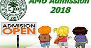 AMU Admission 2018 Class 6th/9th/11th School Admission UG, PG, Ph.D Courses