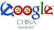Why Google block in china?