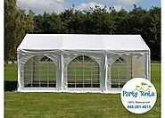 13 x 20 Premium PVC Party Tent Pop Up Canopy Shelter - FREE SHIPPING